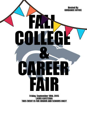 Fall College and Career Fair 2015