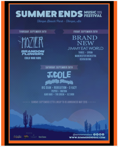 SUMMER ENDS MUSIC FESTIVAL 2015 * TEMPE BEACH PARK