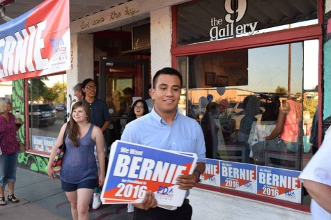 Phoenix Volunteers are Feeling the Bern
