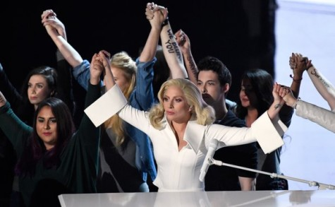 Being Empowering: Lady Gaga's Oscar's Performance