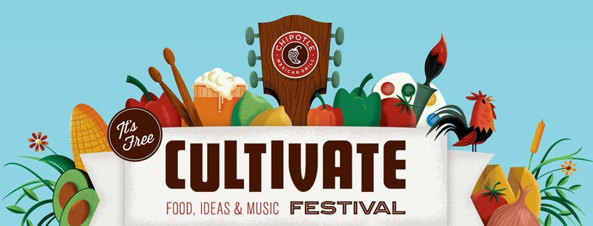 Chipotle Cultivate Festival: Coming to Phoenix Soon!