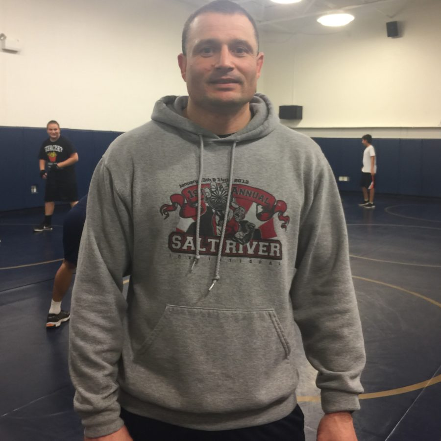 Newest Addition to Wolfpack Wrestling!