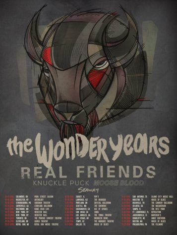 WIN Tickets to see The Wonder Years, Real Friends, Knuckle Puck and MORE! (CONTEST CLOSED)