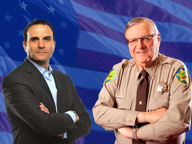 The+two+candidates+running+for+Sheriff+of+Maricopa+County