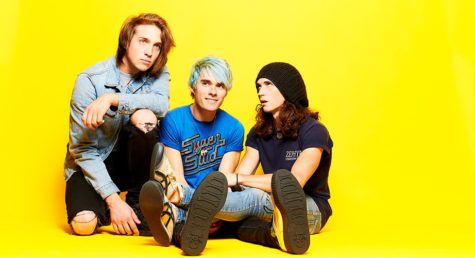From left to right: Geoff Wigington, Awsten Knight, and Otto Wood.