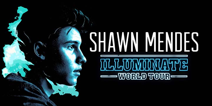 WIN Tickets to the SHAWN MENDES ILLUMINATE WORLD TOUR