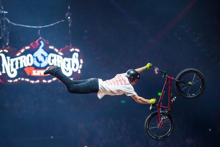 FREE TICKETS TO NITRO CIRCUS!