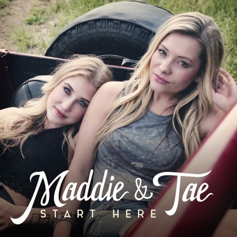The country duo Maddie & Tae are one of