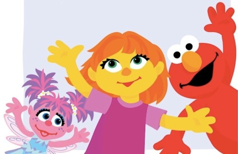 Sesame Street Welcomes Julia!