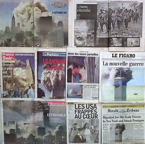 Headlines+of+French+newspapers+concerning+various+tragic+events.