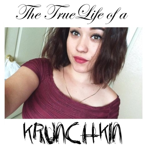 True Life of a Krunchkin: Oct. 30, 2015