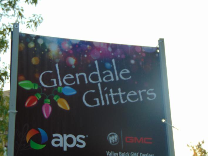 Glendale+Glitters