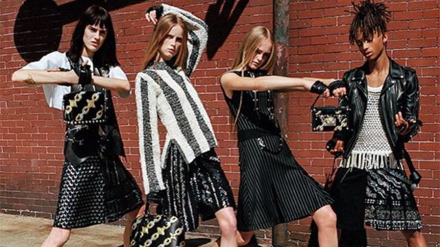 Jaden+Smith+is+the+new+face+of+Louis+Vuitton%27s+women+clothing+line