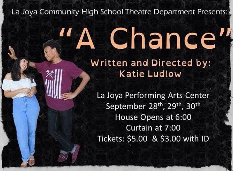 Don't miss out on this original play debuting September 28th,29th, and 30th, 2016!