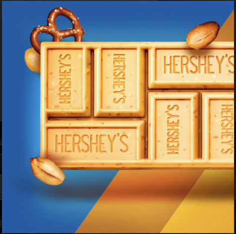 Hershey Releases New Candy Bar After 20 Years!