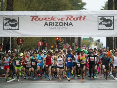 P.F Chang's Rock 'N' Roll Arizona Marathon is Around the Corner!