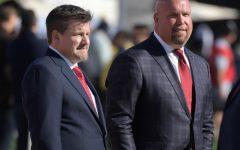 Who will the Arizona Cardinals head coach be?