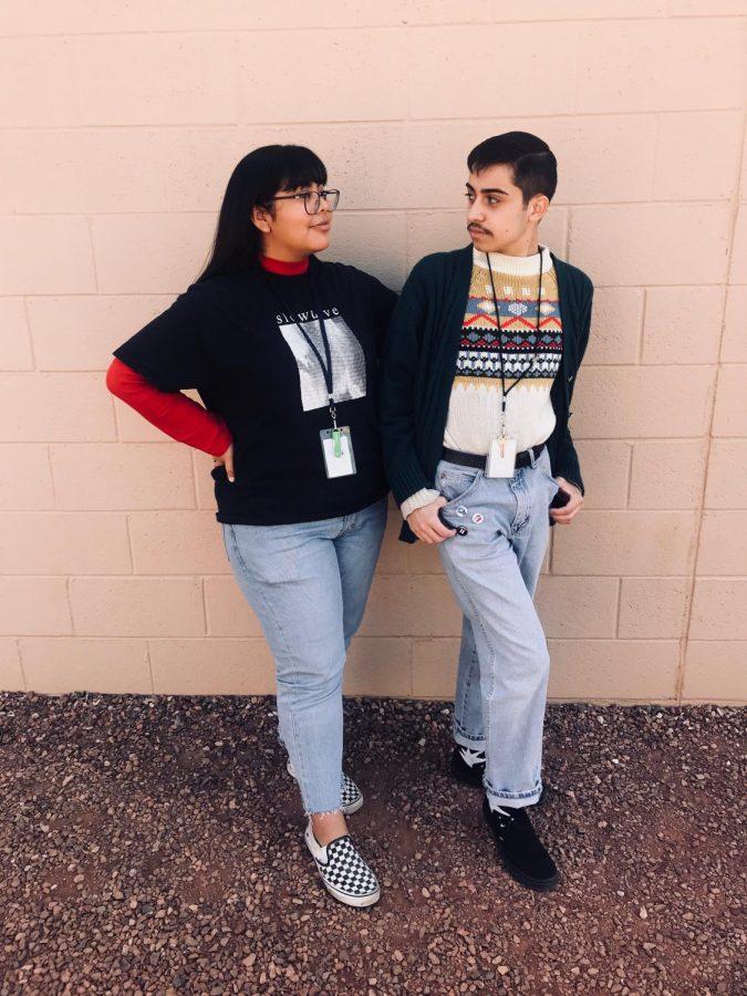 Fashion-Sense at La Joya…look it up!