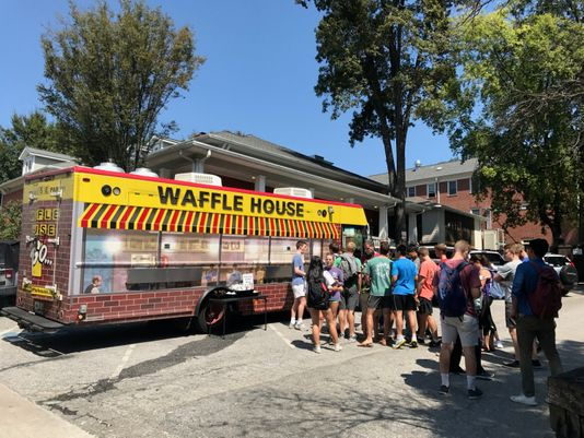 Waffle House Becoming Mobile