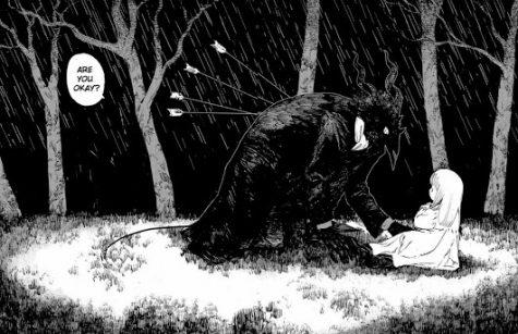 A grimm new manga