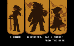 Deltarune Heros