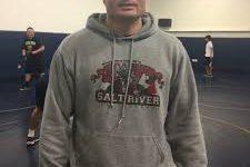 Coach Sean nelson