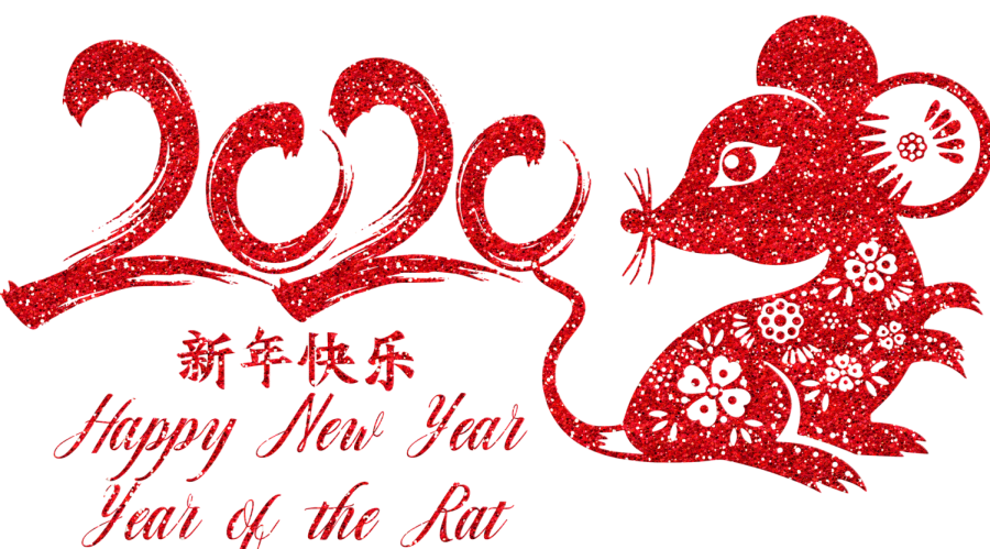 Here's to a New Chinese New Year!