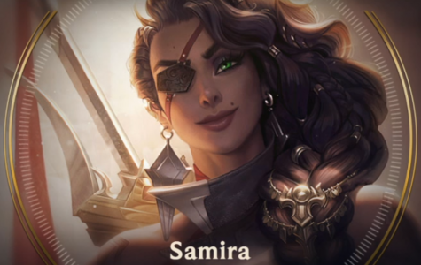 The New League Of Legends Champion: Samira