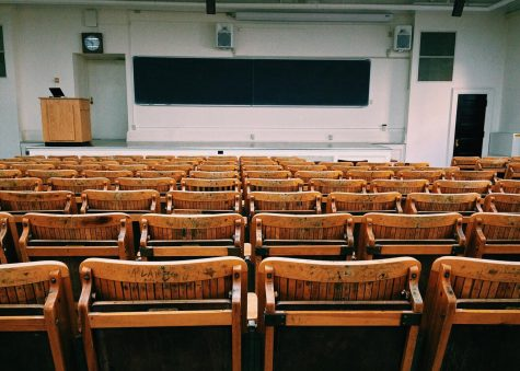 Schools are empty.