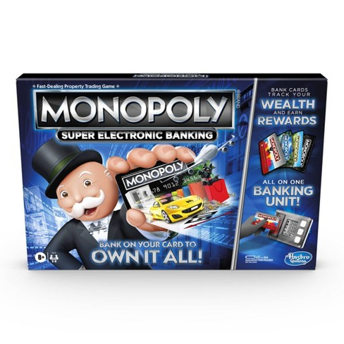 Monopoly Card Edition