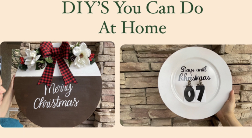 Christmas DIY's You can do at Home