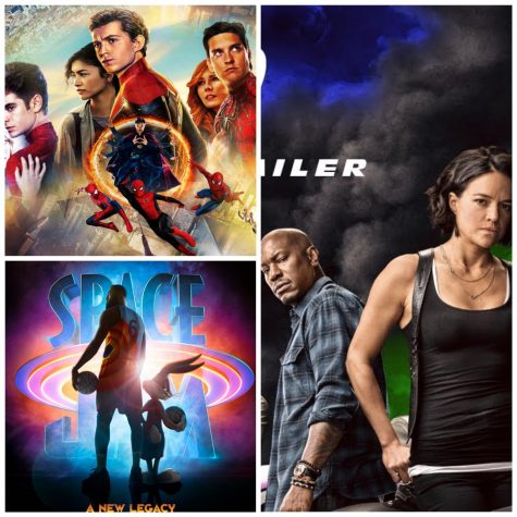 TOP 3 MOVIES FOR 2021