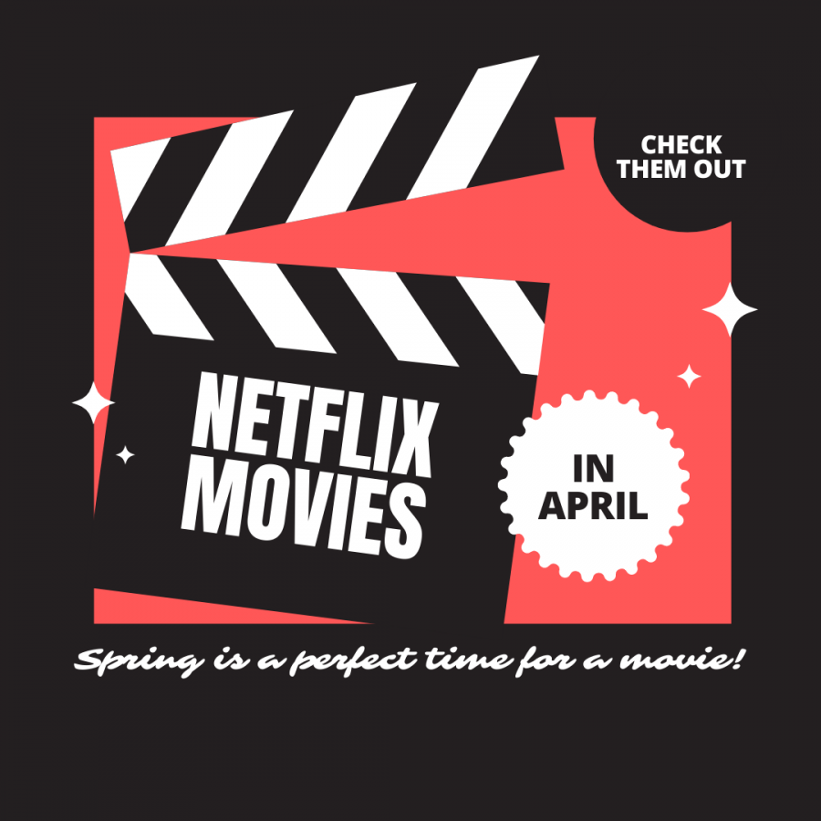 3 Movies to Watch on Netflix in April