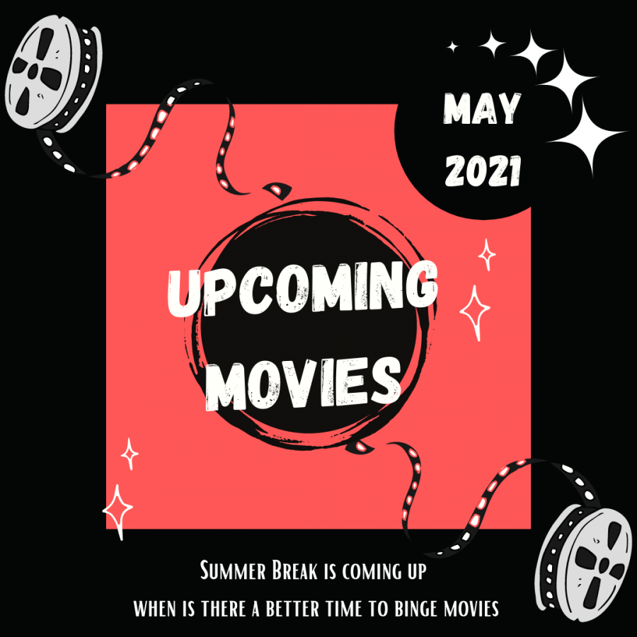 3 Upcoming Movies to Watch in May