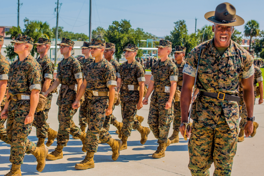 The Marines: Bootcamp