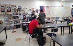 La Joya's Creative Art Teacher